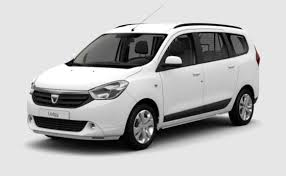 Dacia LODGY 7 person